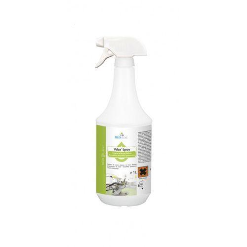 Bardo-med Płyn do dezynfekcji velox spray ze spryskiwaczem