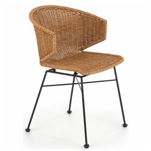 Krzesło rattanowe Focus - naturalne