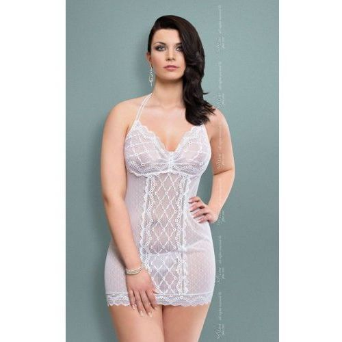 Softline collection 1 xtess - plus size - white 1771 promo