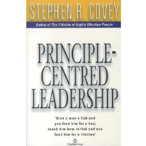 Principle Centered Leadership (9780743468602)