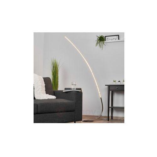 Minimalistyczna lampa stojąca LED Madeleine (4251096515046)