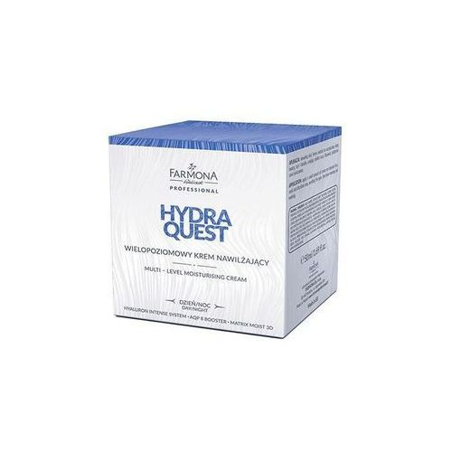 Farmona hydra quest wielopoziomowy krem nawilżający 50ml marki Farmona professional