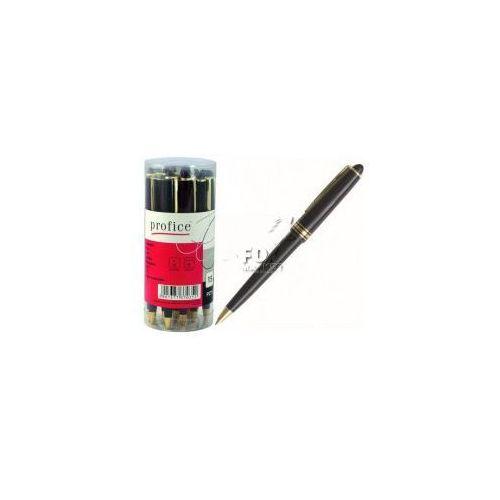 Profice Elegancki długopis ze złotym paskiem p271