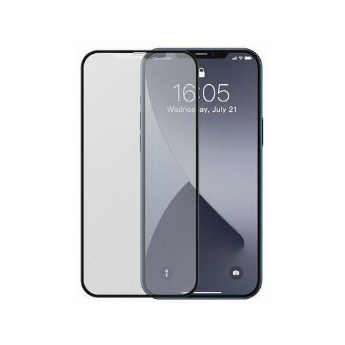 Baseus sgapiph67n-km01   folia hartowana ochronna pełna 3d do iphone 12 pro max 2 sztuki (6953156229075)