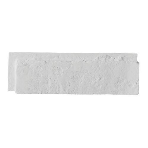 Steinblau Płytka dekoracyjna modena z fugą biała 0,46 m2 (5902406630148)