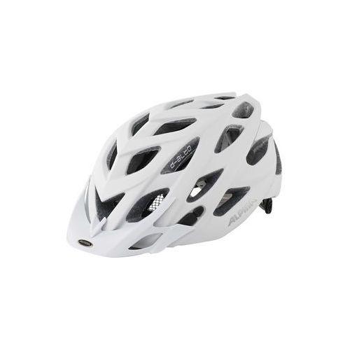 Alpina d-alto l.e. kask rowerowy biały 52-57 cm 2018 kaski rowerowe (4003692195968)