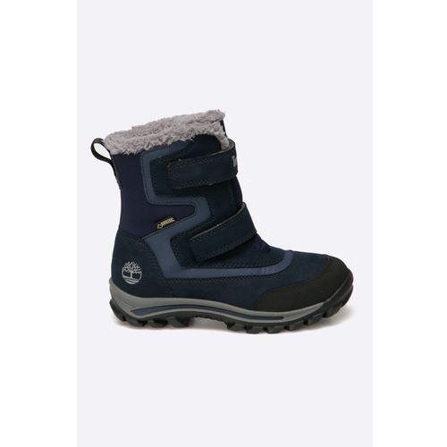Timberland - Buty dziecięce Chillberg 2-Strap - produkt z kategorii- Pozostałe obuwie dziecięce