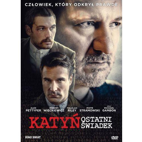 Praca zbiorowa Katyń - ostatni świadek (płyta dvd)
