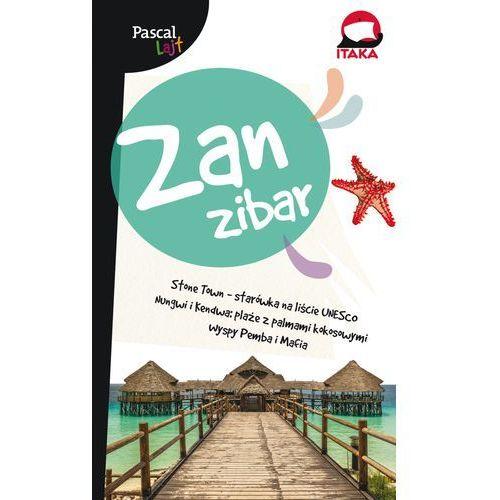 Zanzibar przewodnik Lajt - Wysyłka od 3,99 - porównuj ceny z wysyłką (156 str.)