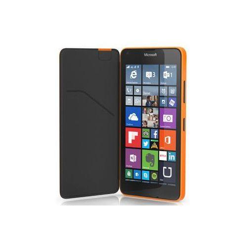 Flip Cover Microsoft CC-3090 Pomarańczowy do Lumia 640 XL - Pomarańczowy - sprawdź w wybranym sklepie