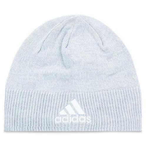 Adidas Czapka - zne clmwm beani br0616 white/white/lgreyh