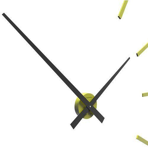 Zegar ścienny Pinturicchio duży CalleaDesign jasnobrzoskwiniowy (10-303-22)
