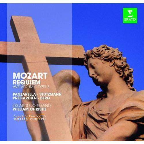 Warner music / erato Requiem & ave verum corpu (0825646333172)