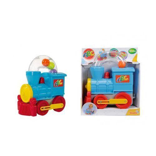 Simba Abc wesoła lokomotywa z piłeczkami (4006592447748)