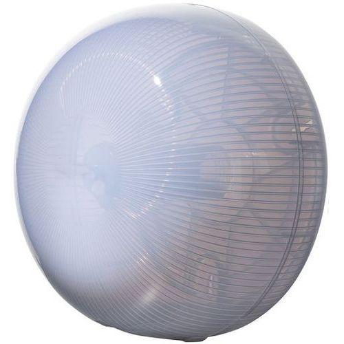 Xxlselect Outlet - pojemnik na papier toaletowy cosmo | biały |rola ø 18-21cm | trzpień 43mm | klucz | 253x151x(h)253mm