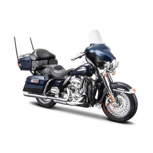 MAISTO Harley Davidson 2013 FLHTK Electra Glide Ultra Limited - podstawka 1/18