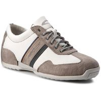 Camel active Sneakersy - space 137.24.34 midgrey/white/navy