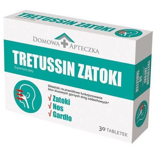 Tabletki TRETUSSIN ZATOKI x 30 tabletek