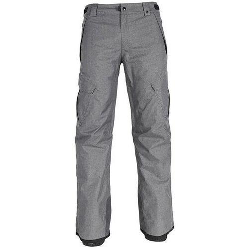 spodnie 686 - Infinity Insl Cargo Pnt Grey Melange (GRY) rozmiar: XXL