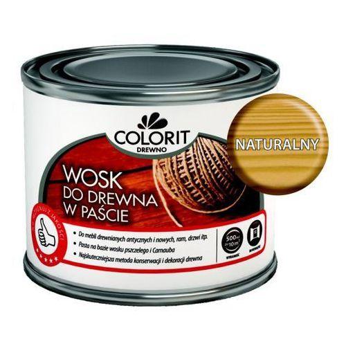 Colorit drewno Wosk 0,5 l