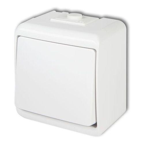 Karlik karlik łącznik pojedynczy junior biały whe-1 rwhe1 - rabaty za ilości. szybka wysyłka. profesjonalna pomoc techniczna. (5903292631011)