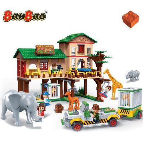 Klocki BanBao 6651 Safari Ranczo 836 el. Darmowa wysyłka i zwroty