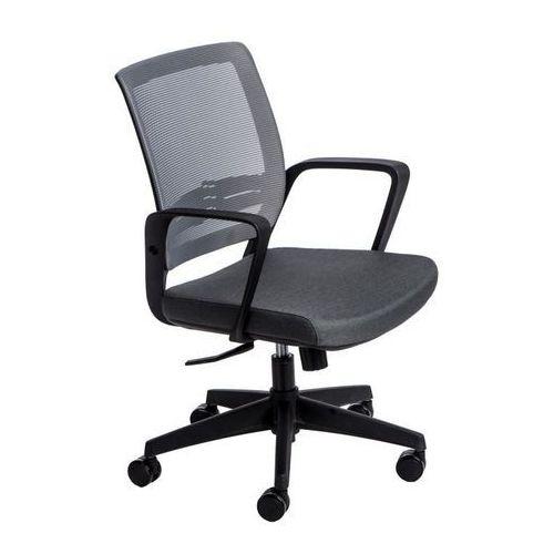 Fotel biurowy Seca B szary/szary (5902385728737)