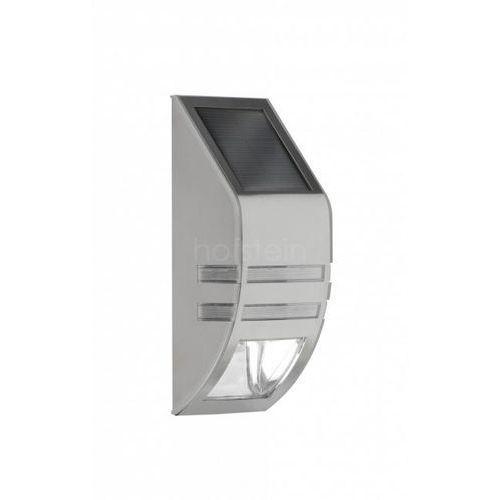 Wofi CUPIDO Zewnętrzny kinkiet LED Stal nierdzewna, 1-punktowy - Nowoczesny - Obszar zewnętrzny - CUPIDO - Czas dostawy: od 3-6 dni roboczych (4003474331348)