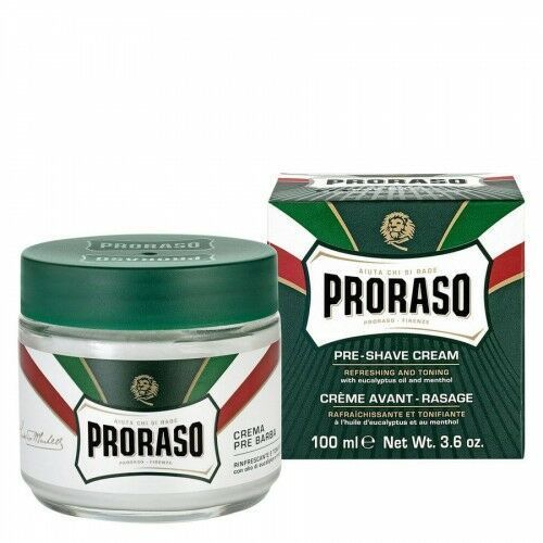 Proraso Pre-Shave Cream Eucalyptus And Menthol (100 ml)