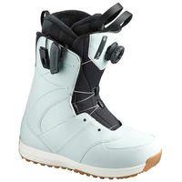 Damskie buty snowboard ivy boa sj r. 38,5/24,5 cm, Salomon