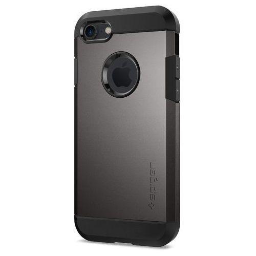 Spigen tough armor 042cs20489 iphone 7 (gunmetal) - produkt w magazynie - szybka wysyłka!