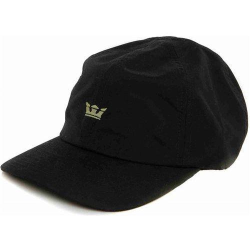 czapka z daszkiem SUPRA - Crown Runner Hat Black-Tan (080) rozmiar: OS