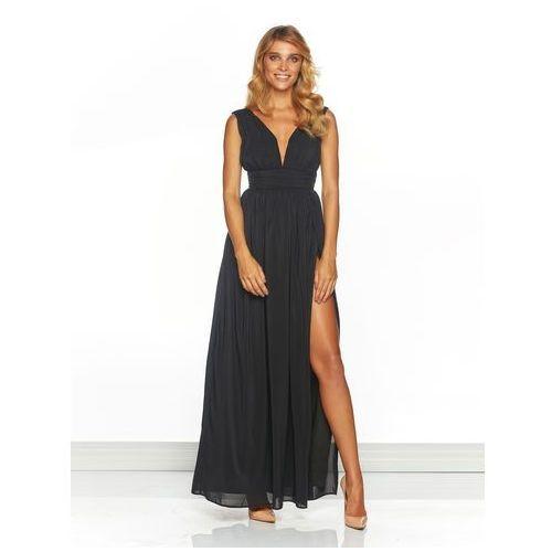 Sukienka Valeria w kolorze czarnym - produkt z kategorii- Pozostałe