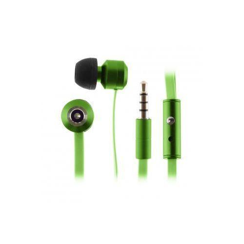 Słuchawki KitSound Green (KW KSRIBGN) Darmowy odbiór w 20 miastach!