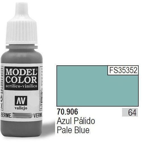 Farba Nr64 Pale Blue Matt 17ml (8429551709064)
