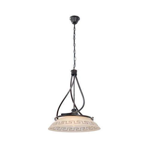 6884 lampa wisząca klasyczna rustica marki Globo lighting
