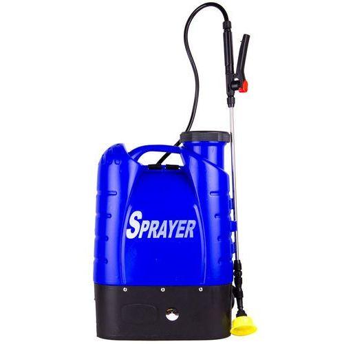 Opryskiwacz akumulatorowy plecakowy 16L 12Ah (11816A)