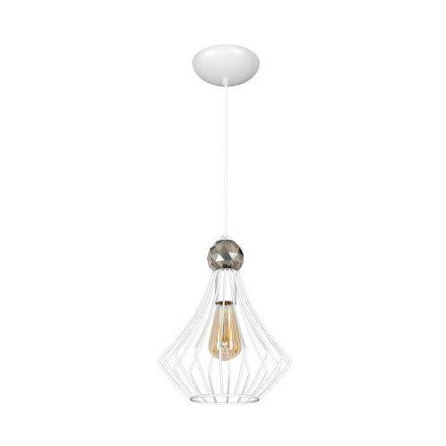Lampa wisząca JEWEL WHITE 1xE27 MLP4197 - Milagro - Sprawdź kupon rabatowy w koszyku