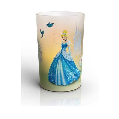 Philips 71711/02/16 - led lampa stołowa candles disney cinderella led/0,125w (8718291489924)