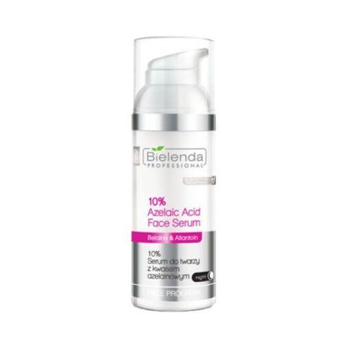 Bielenda professional 10% acid face serum 10% serum do twarzy z kwasem azelainowym