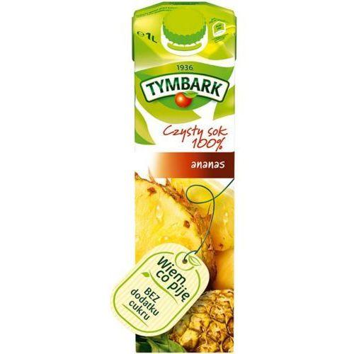 Sok  1l. - ananas marki Tymbark
