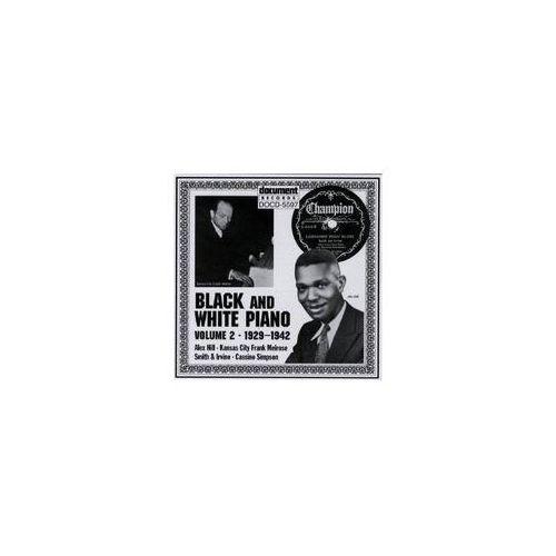 Black & White Piano Vol. 2, DOCD5597