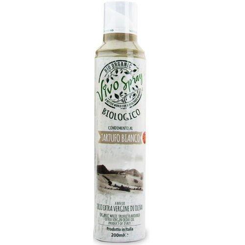 Vivo spray Oliwa z oliwek extra virgin o smaku białej trufli bio spray 200 ml -