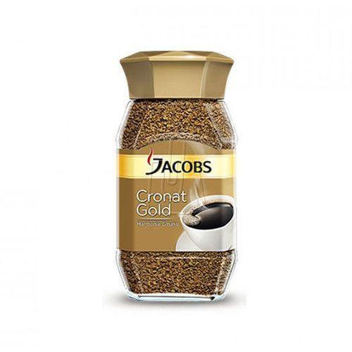 Kraft foods Kawa rozpuszczalna jacobs cronat gold 200g (5901480000144)