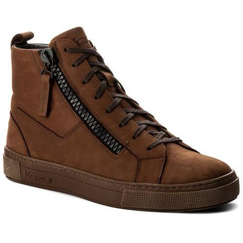Sneakersy KAZAR - Leo 27410-03-02 Brązowy, kolor brązowy