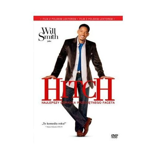 Hitch - najlepszy doradca przeciętnego faceta (DVD) - Andy Tennant
