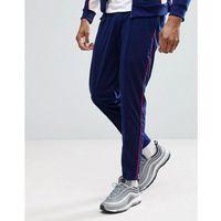 Levi's Sportwear Logo Joggers In Navy - Navy, kolor szary