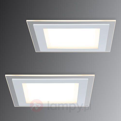 Paulmann 2-cz. reflektor wpuszcz. led premium line decodice (4000870927069)