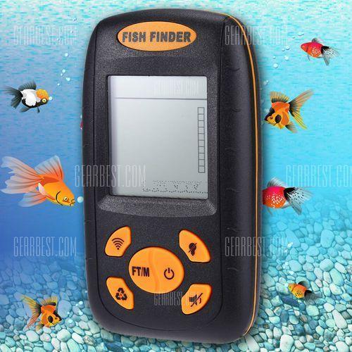 Wire Fish Finder Portable Sonar Echo Sounder, kup u jednego z partnerów