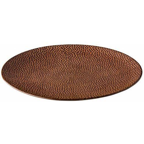 Talerz płytki Honeycomb brązowy | śr. 210 lub 275 mm